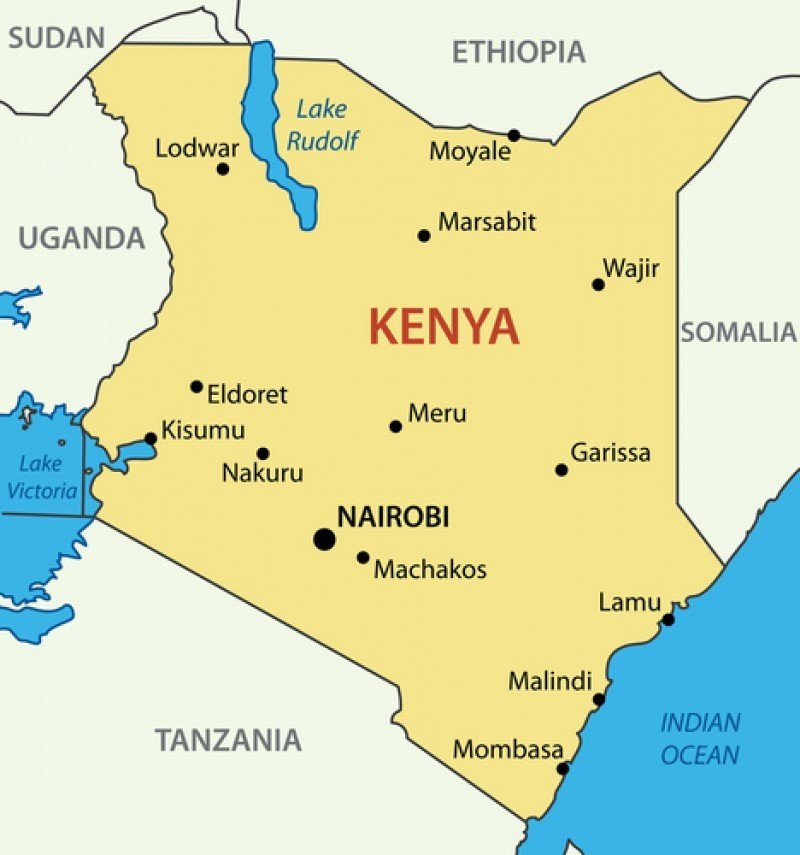 Evacúan cientos de turistas británicos de Kenia. #shu#