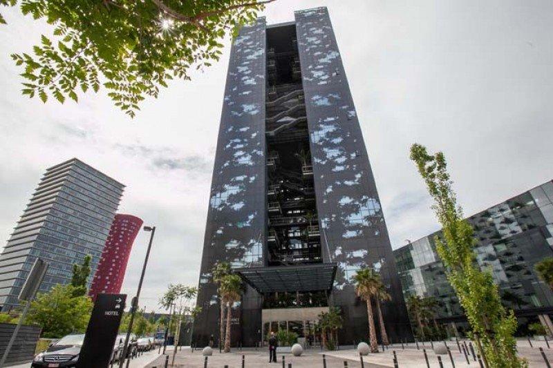 El Renaissance Barcelona Fira Hotel es uno de los hoteles de Marriott en la ciudad.