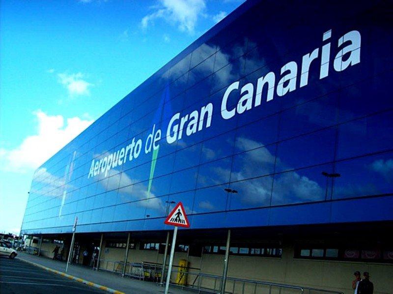 Gran Canaria, tercer aeropuerto europeo con mayor aumento de tráfico en abril.