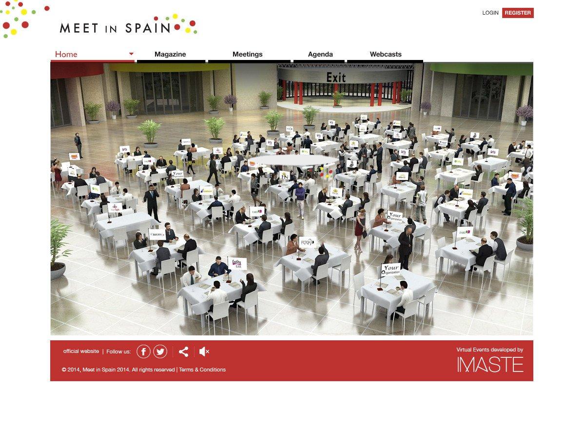 La feria promoverá encuentros virtuales entre profesionales del sector de ambos países.
