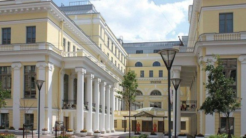 El State Hermitage Museum Official Hotel.