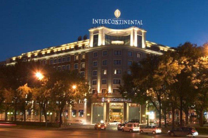 Qatar compra el Hotel InterContinental de Madrid por 70 M €