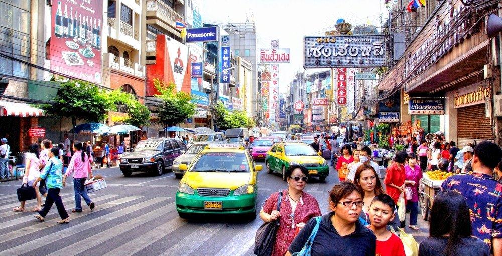 Tailandia es uno de los destinos turísticos con más tirón. #shu#