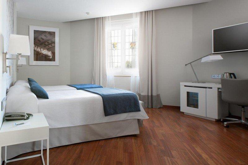 El nuevo NH Alonso Martínez dispone de 101 habitaciones, incluyendo 10 superiores y una junior suite.