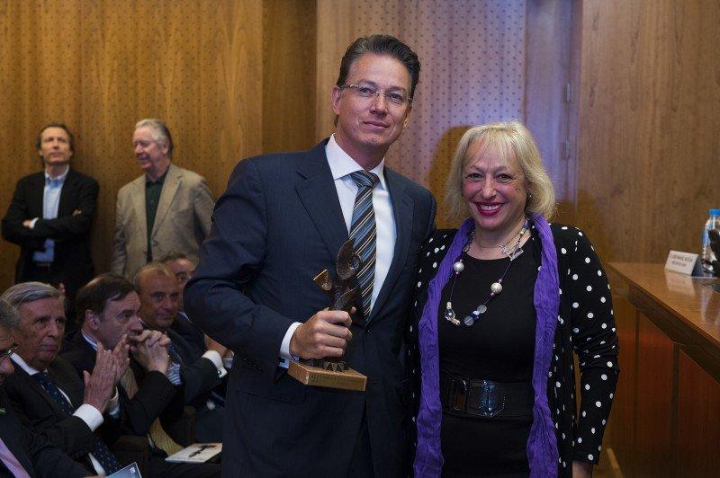 Amadeus recibe el premio a la Innovación de la Asociación de Corresponsales de Prensa Extranjera