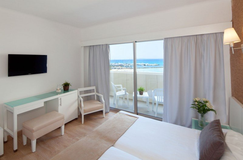 whala!beach integra dos hoteles en un solo complejo en Playa de Palma