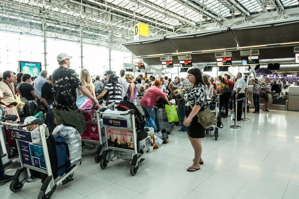 El pasado año se regitraron 1.083 millones de turistas internacionales, según la OMT. #shu#
