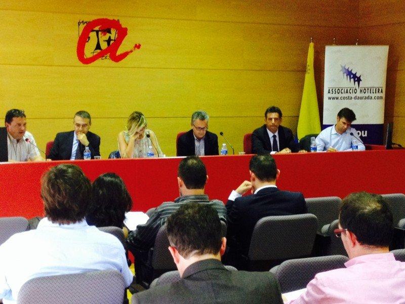 Eduard Farriol renueva como presidente de la Asociación Hotelera de Salou-Cambrils-La Pineda