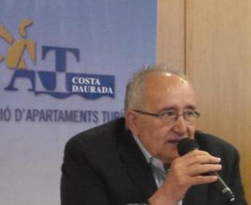 Josep Graset seguirá siendo presidente de la asociación AT Costa Daurada por cuatro años más.