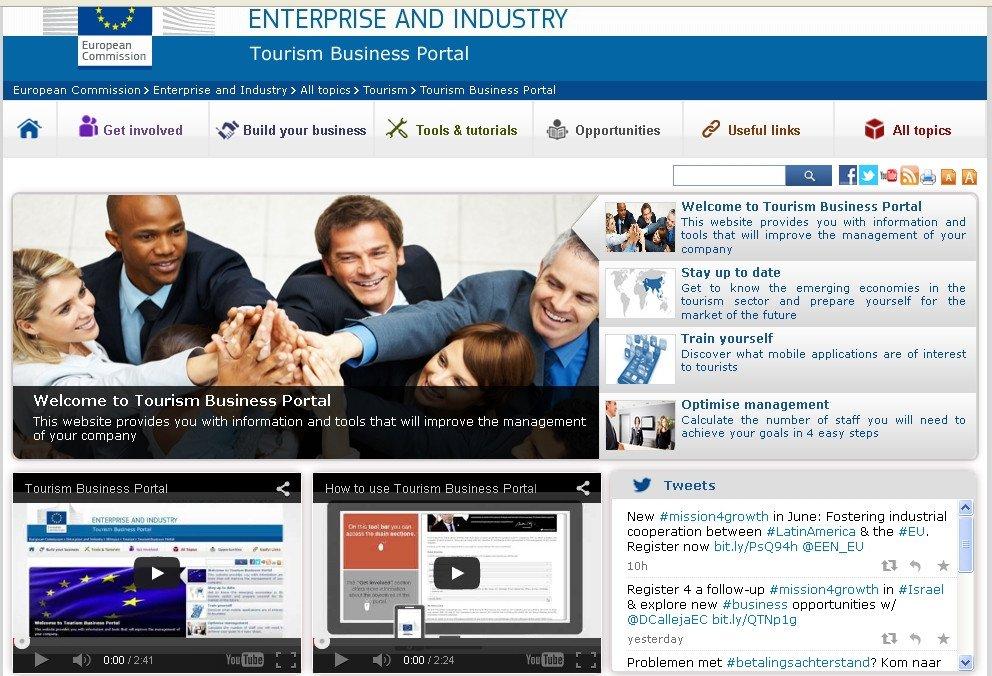 La nueva web incluye más de 350 enlaces a referencias y buenas prácticas.