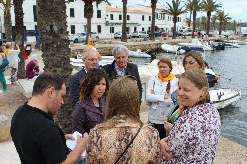 Menorca acoge un congreso de agentes de viaje rusos