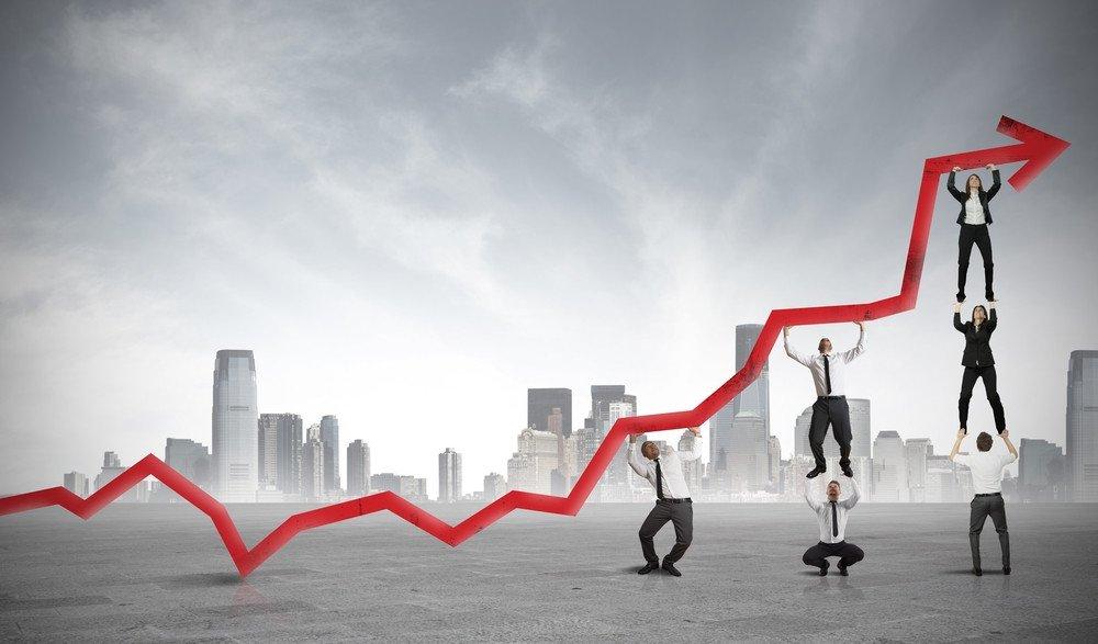 El PIB registra tres trimestres consecutivos de crecimientos. #shu#