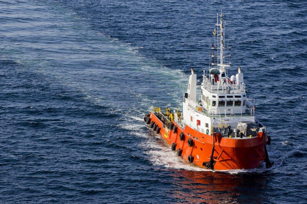 La operación se realizará con un buque de posicionamiento. #shu#