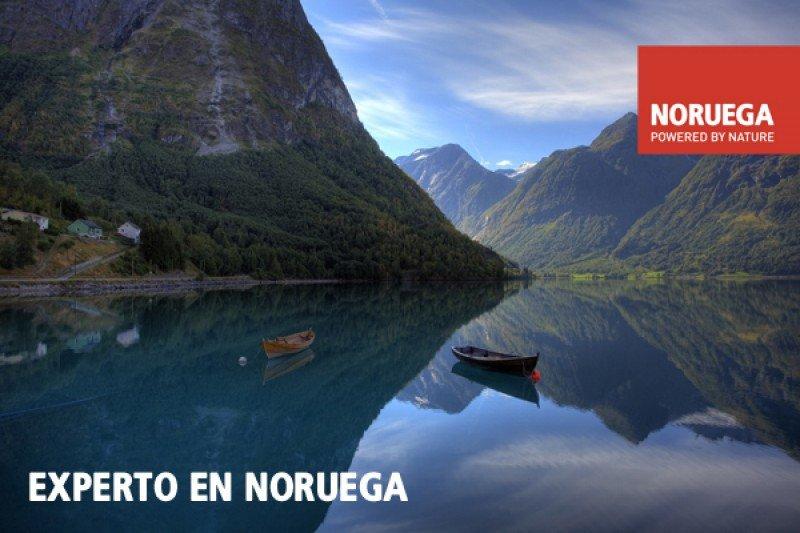 Webinar: Conviértete en un todo un experto en Noruega