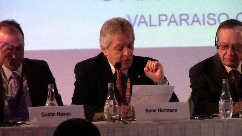 Renê Hermann, director presidente de Costa Cruceros para América del Sur.