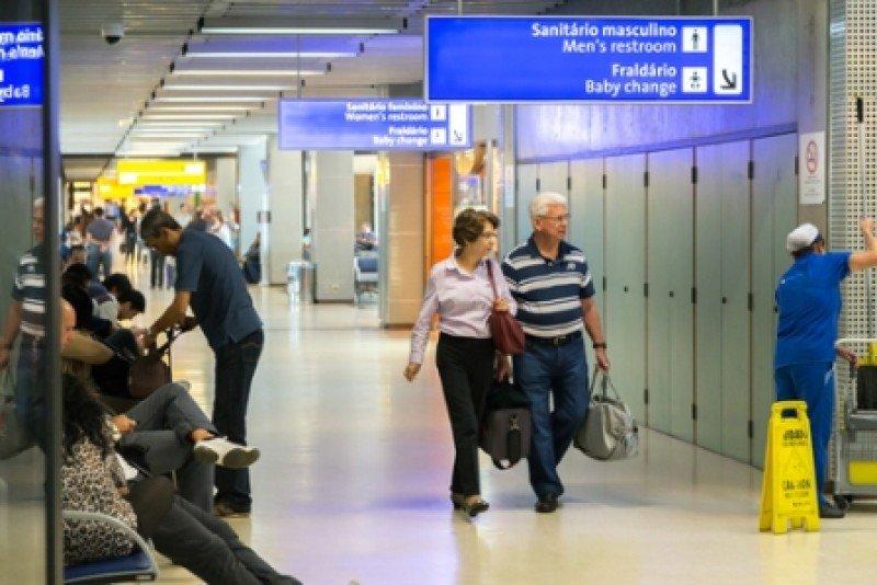 Esperas por conexiones en el aeropuerto de Sao Paulo serán más cortas, afirmó el gerente general del grupo LATAM en Uruguay.
