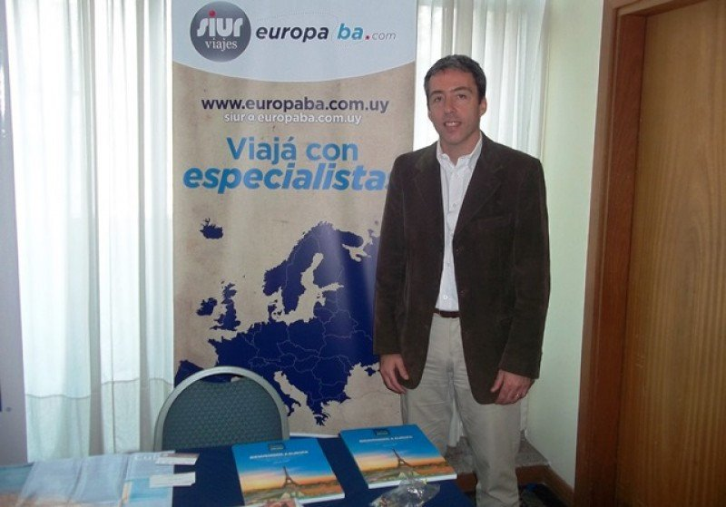 Marcelo Gueiser, director de Europaba y Grupo Shekel.
