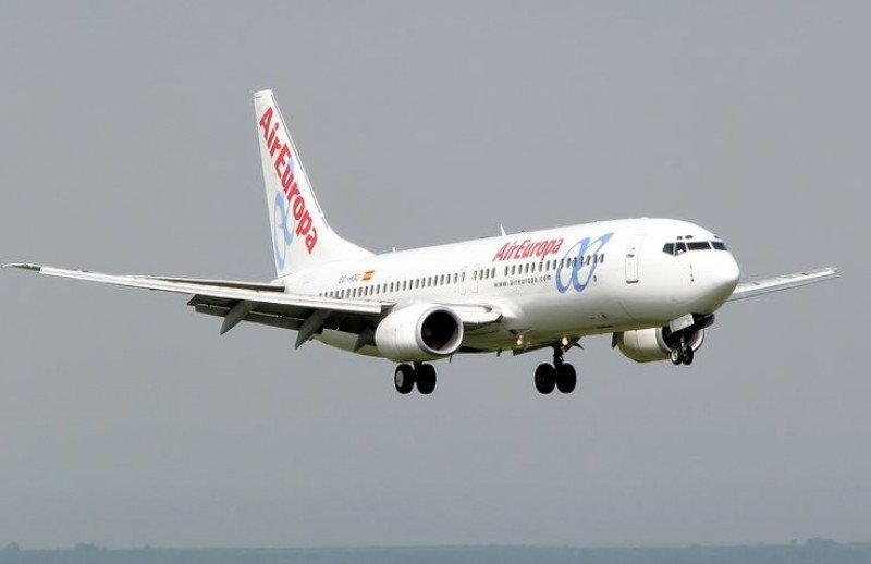 Air Europa inaugura vuelo que conectará Alemania y Latinoamérica.
