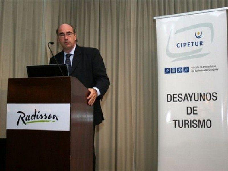 Javier de Haedo advirtió sobre la excesiva dependencia de los mercados de Argentina y Brasil.