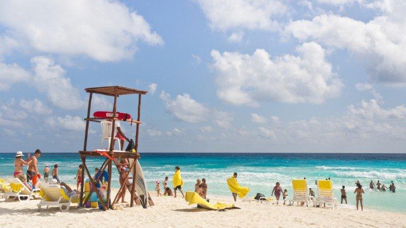 Cancún y Riviera Maya son los destinos más elegidos de Quintana Roo. #shu#
