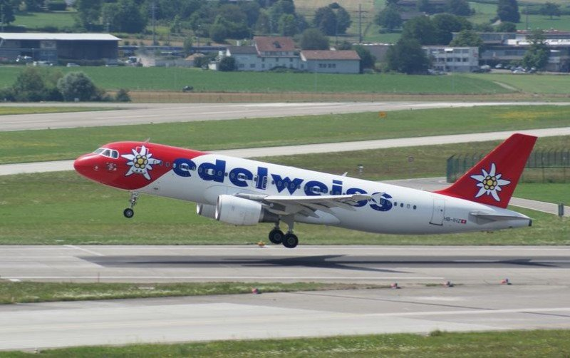 Edelweiss volará semanalmente a La Habana.