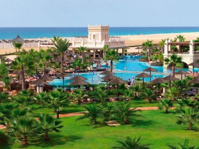 El Riu Touareg, en la imagen, es considerado el mejor hotel de Cabo Verde por los usuarios de Zoover.