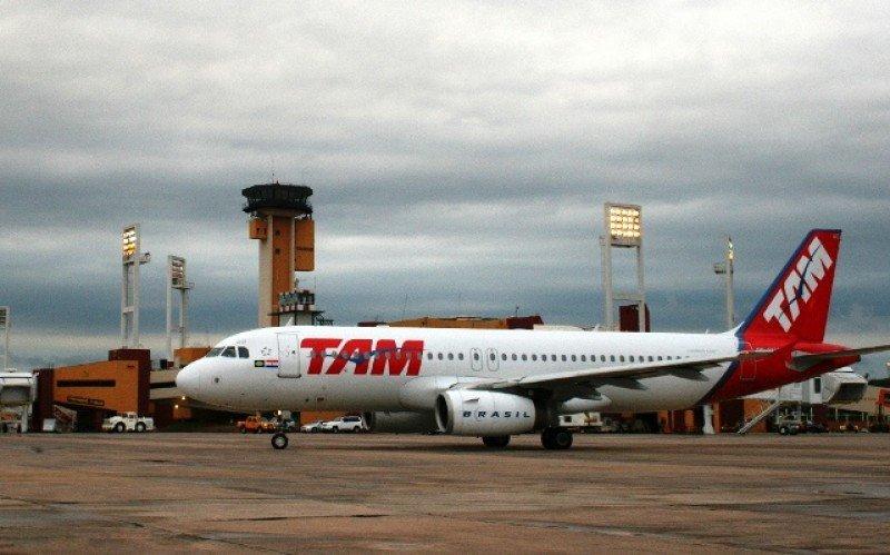 TAM abre nueva ruta entre Asunción y Lima