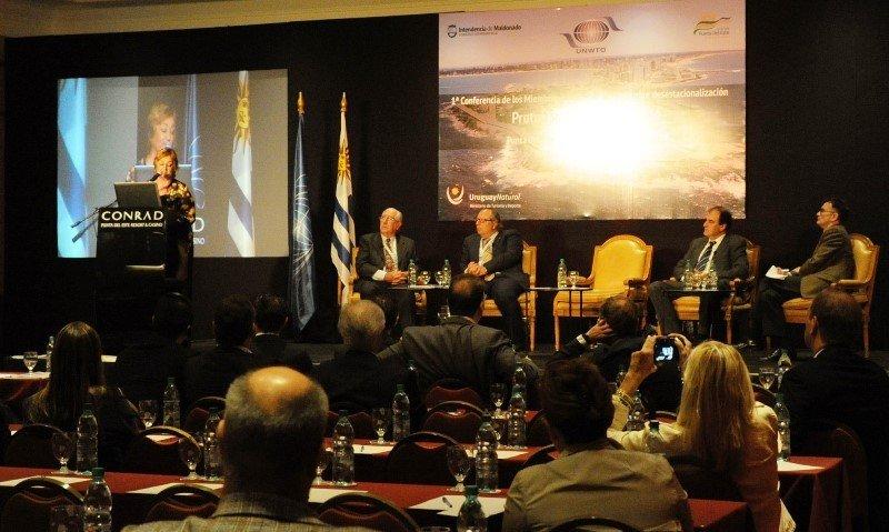 Por primera vez se realizó en Uruguay una reunión de Miembros Afiliados de la OMT.