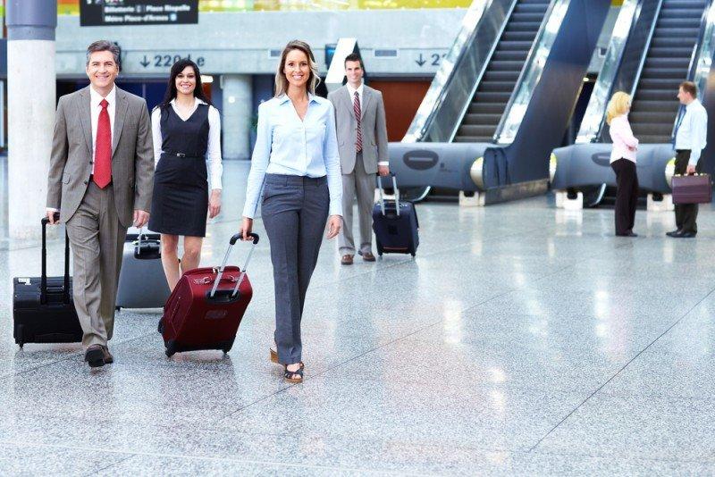 Los estadounidenses gastaron US$ 266,5 mil millones en viajes de negocios el año pasado. #shu#