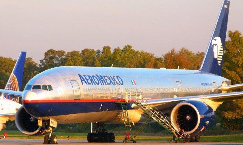 El año pasado Aeroméxico transportó 65.000 pasajeros en la ruta Buenos Aires-Ciudad de México.