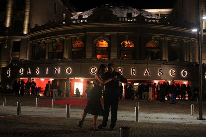El casino del Hotel Carrasco en Montevideo fue reinaugurado en 2013; Codere tiene el 51% de las acciones de la empresa concesionaria.