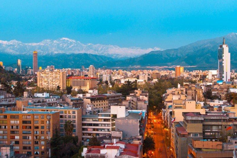 Santiago de Chile tiene 19 de los 33 hoteles en construcción. #shu#