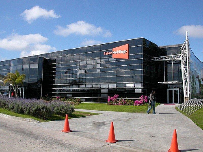 Centro Global de Sabre en Zonamérica.