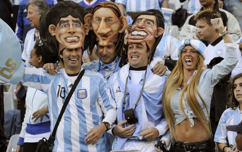 Mundial 2014: agencias argentinas con menos reservas de las esperadas