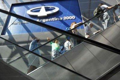 Argentina: crece 4% el tráfico aéreo de pasajeros en abril