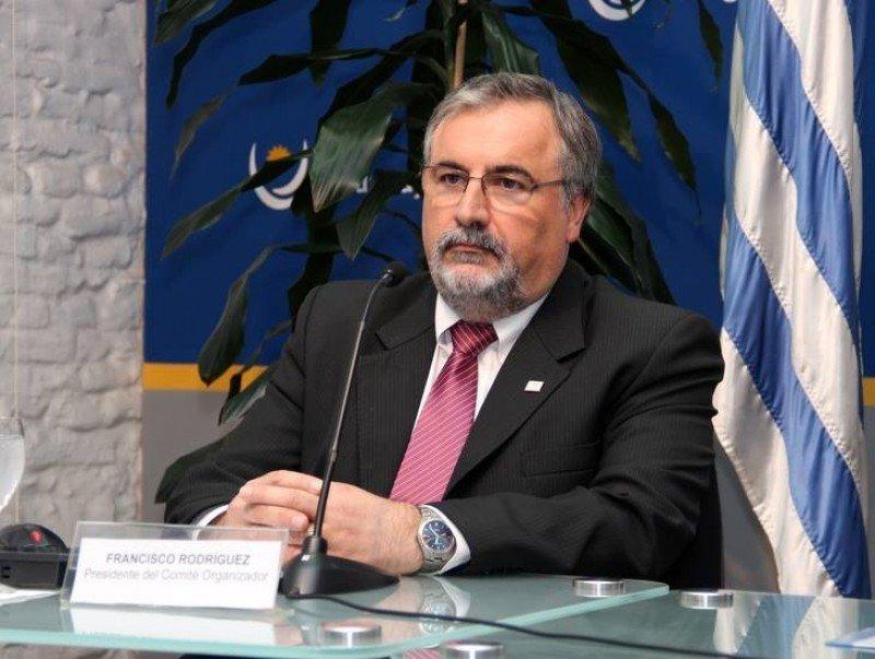 Francisco Rodríguez, presidente de la comisión organizadora, ya piensa en el tercer congreso en 2015.