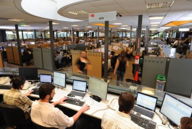 Centro global de servicios de Sabre en Zonamérica.