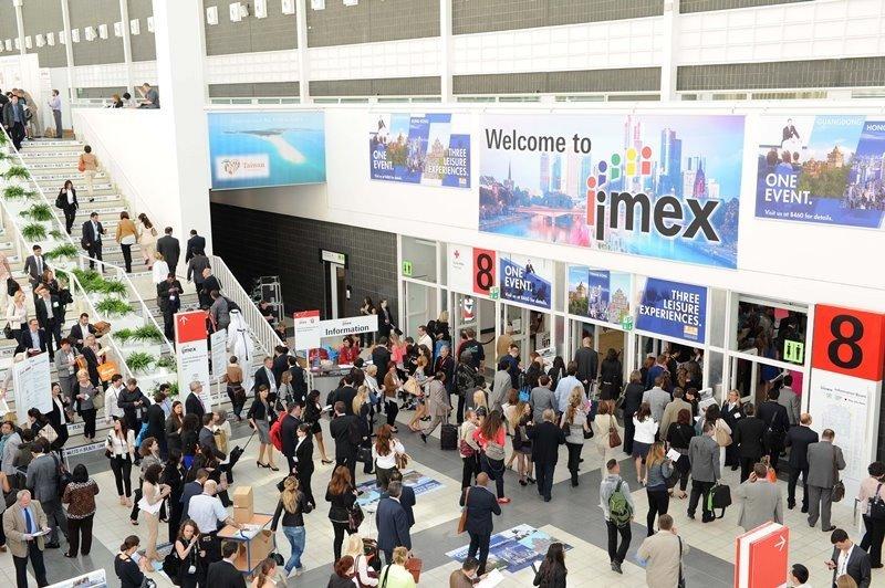 La feria de este año fue la de mayor participación en sus ediciones, aseguró su director. Foto: IMEX