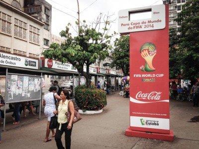 Cuiabá espera unos 172.000 turistas nacionales y extranjeros para los partidos del Mundial.