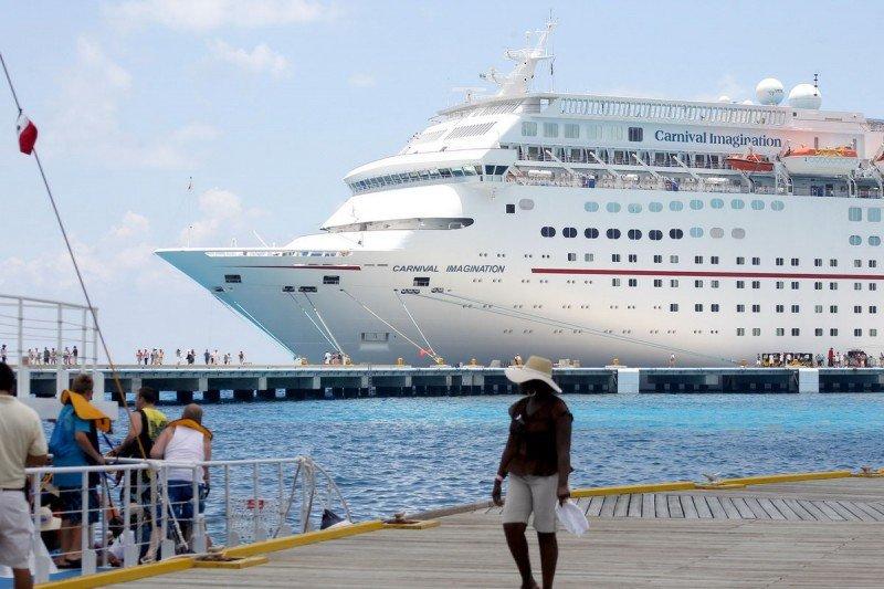Los puertos mexicanos totalizaron 902 atraques.