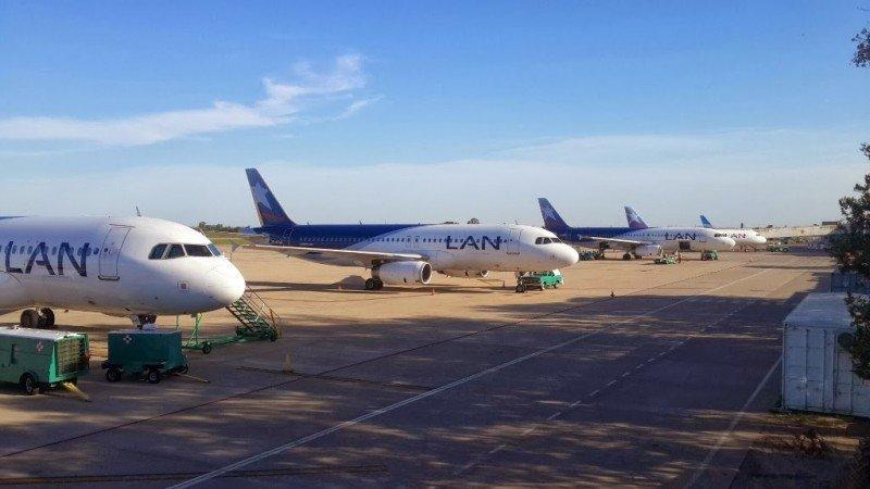 LAN cancela vuelos de Aeroparque a Bahía Blanca por presiones del gobierno argentino