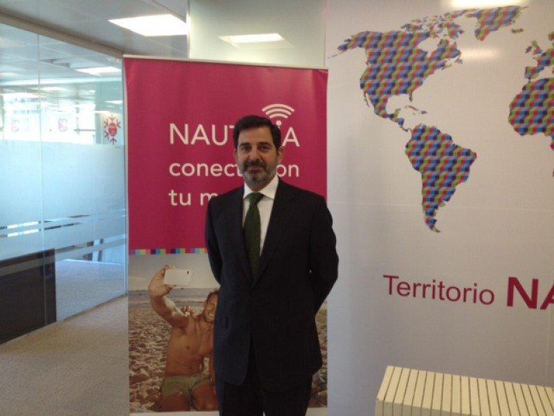 Ignacio Ayala, director de agencias franquiciadas de Nautalia
