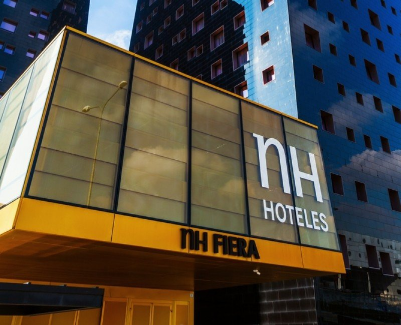 HNA es ya el principal accionista de NH. #shu#.