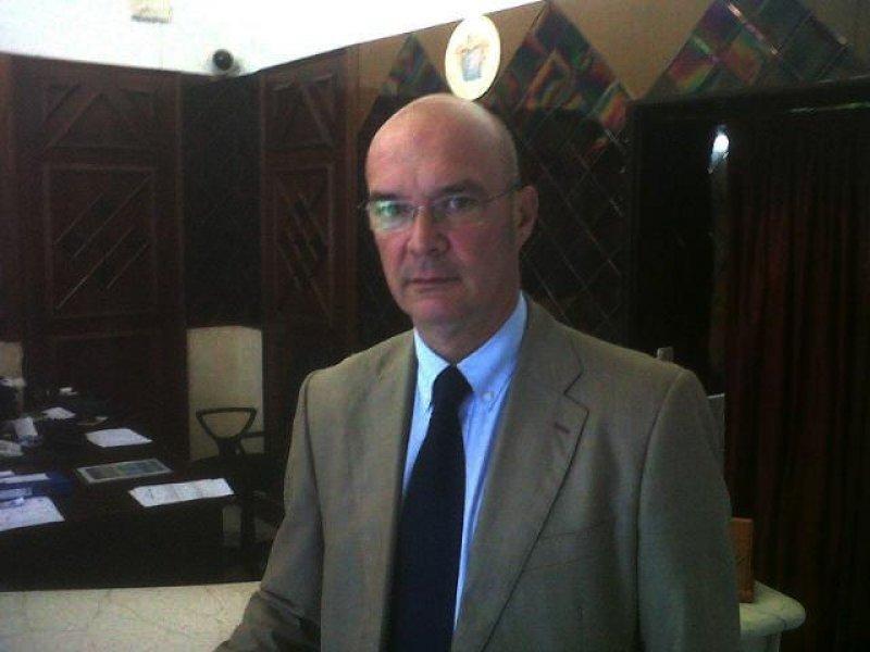 Javier Arimont ha sido nombrado director del hotel URH Palacio de Oriol en Santurce.