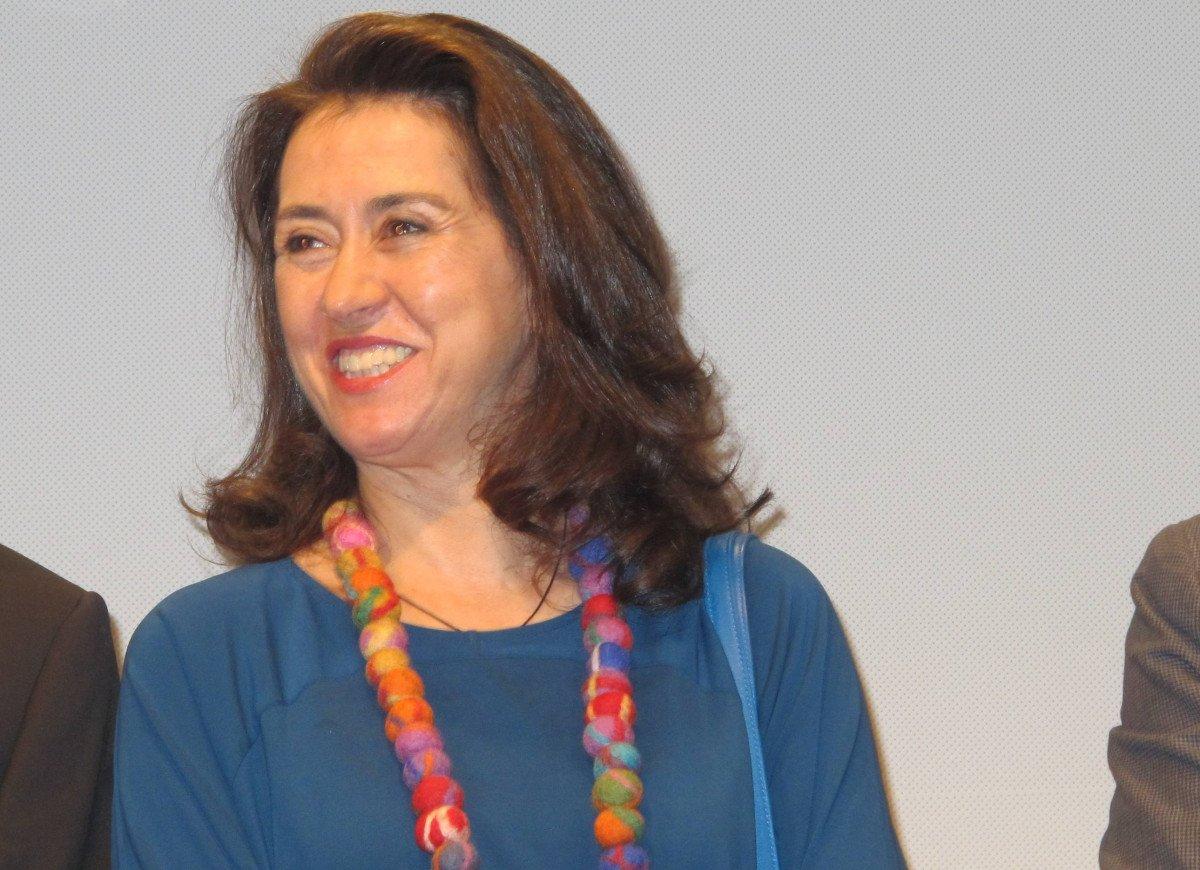 Ángeles Alarcó, presidenta de Paradores.