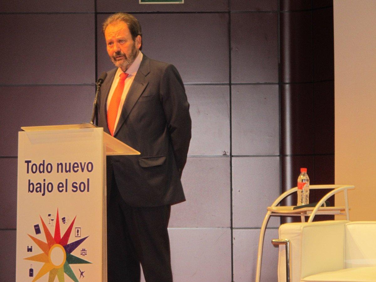 Rafael Conde se acaba de incorporar como director a la Marca España.