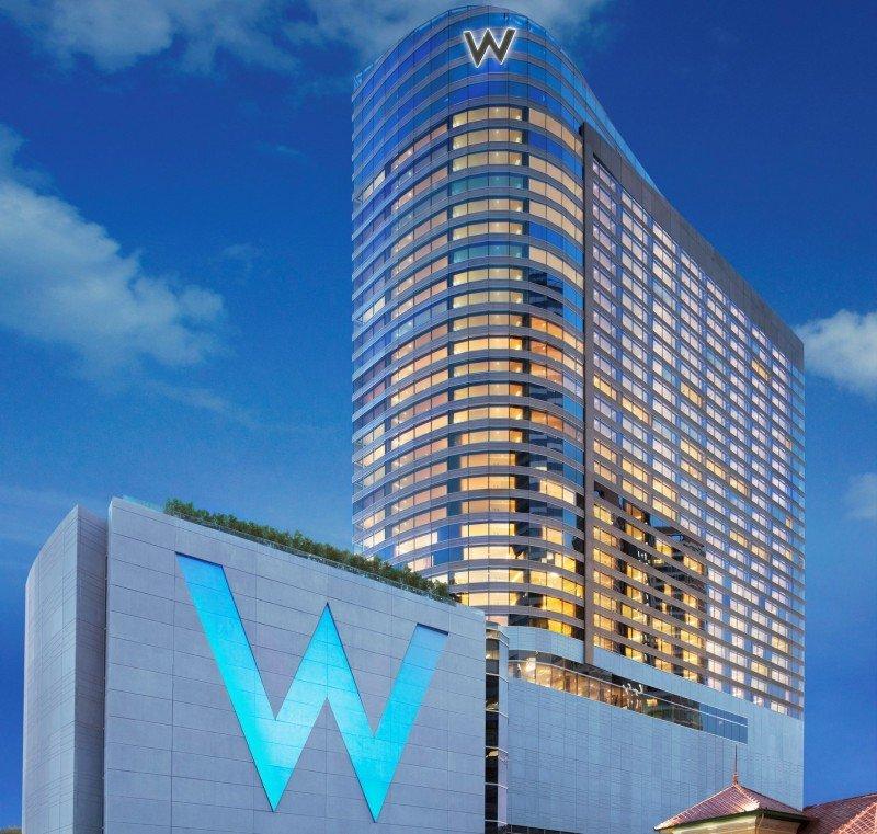 Starwood abrirá un nuevo W Hotel en China en 2019