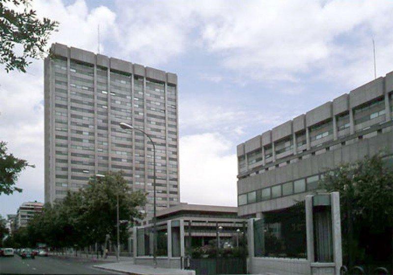 Sede del Ministerio de Industria.