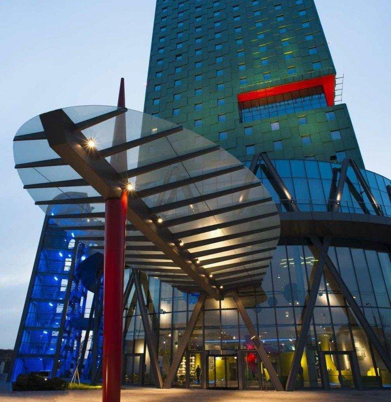 Con este acuerdo Barceló quiere convertirse en líder del sector hotelero italiano. En la imagen el Barceló Milán, inaugurado el pasado 1 de diciembre.