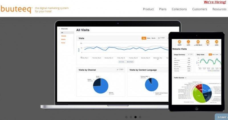 Priceline compra el proveedor de tecnología hotelera Buuteeq